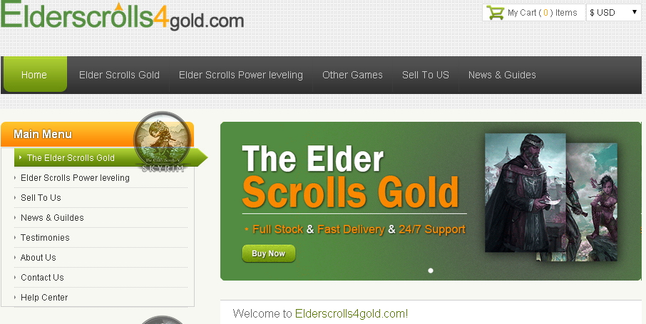 For you provide the cheapest ESO gold at elderscrolls4gold.com
