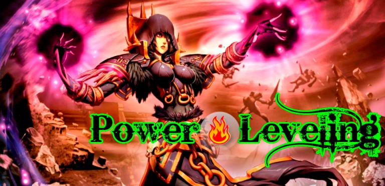power leveling service