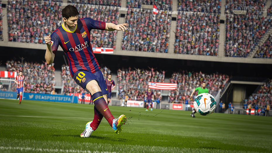 fifa attacking guide:how to guide for sprinting on fifa ultimate team