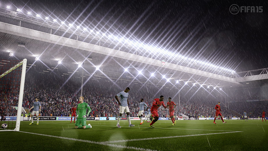buy FIFA 15: The New Graphics Engine Ignite Missing on workstation