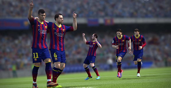 How FIFA 15 always be So Eye-catching