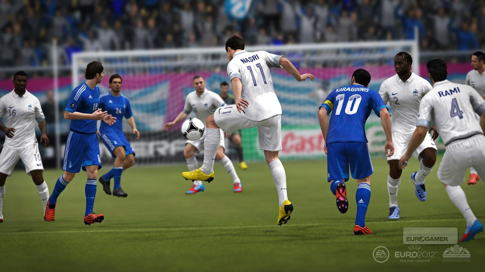 Large corner kicking will create opportunities to score more in FIFA 15