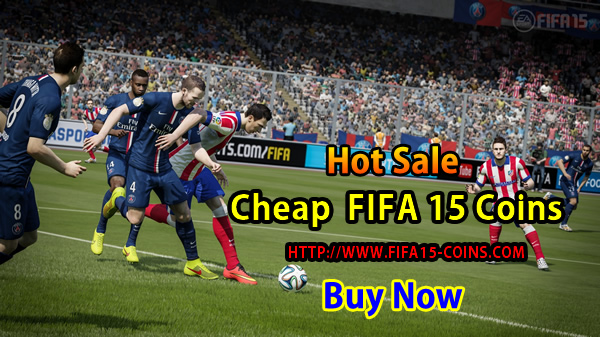 Buy Low Price FIFA 15 Coins with 100% safe Delivery