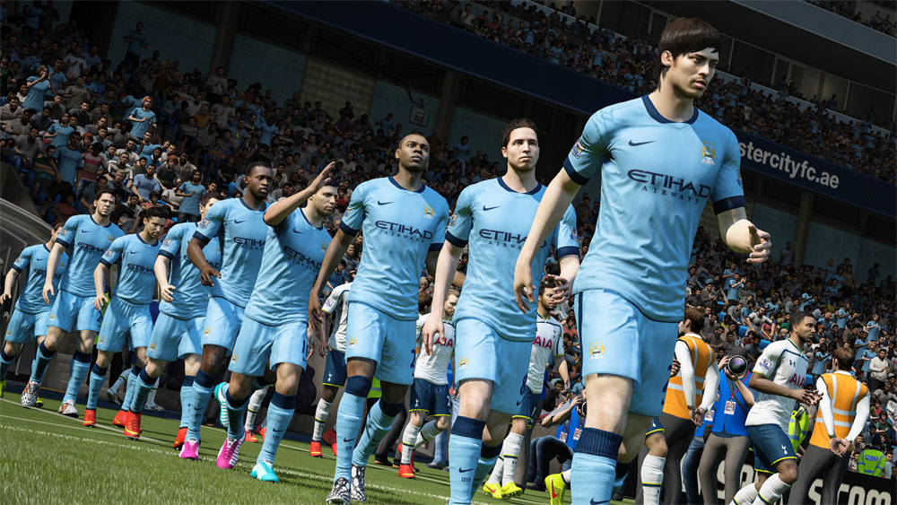 Some Backstory Of FIFA 15