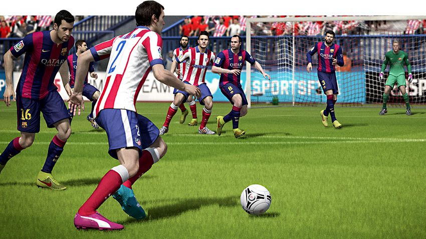 FIFA 15 teams fun and enjoyable experience