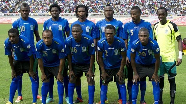 Tanzania, FIFA ranking