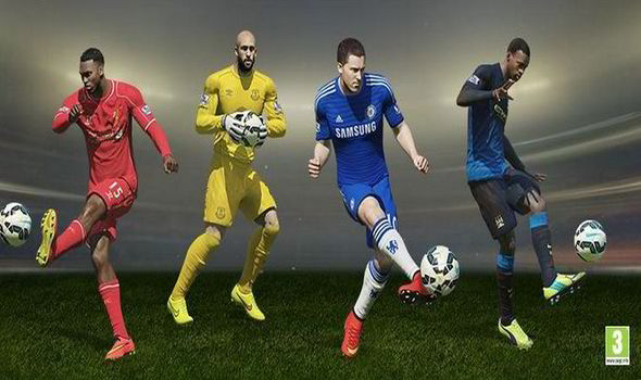 FIFA 15 Share Four-player Brawl revealed