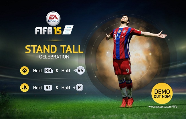 FIFA 15, The IGEA Top Ten Chart