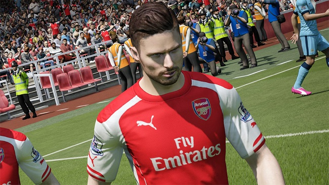 FIFA 15, The IGEA Top Ten Chart