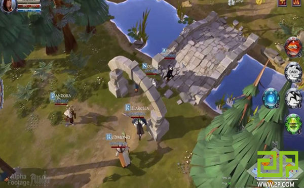 Closed Beta Of Albion Online Will Be Prolonged
