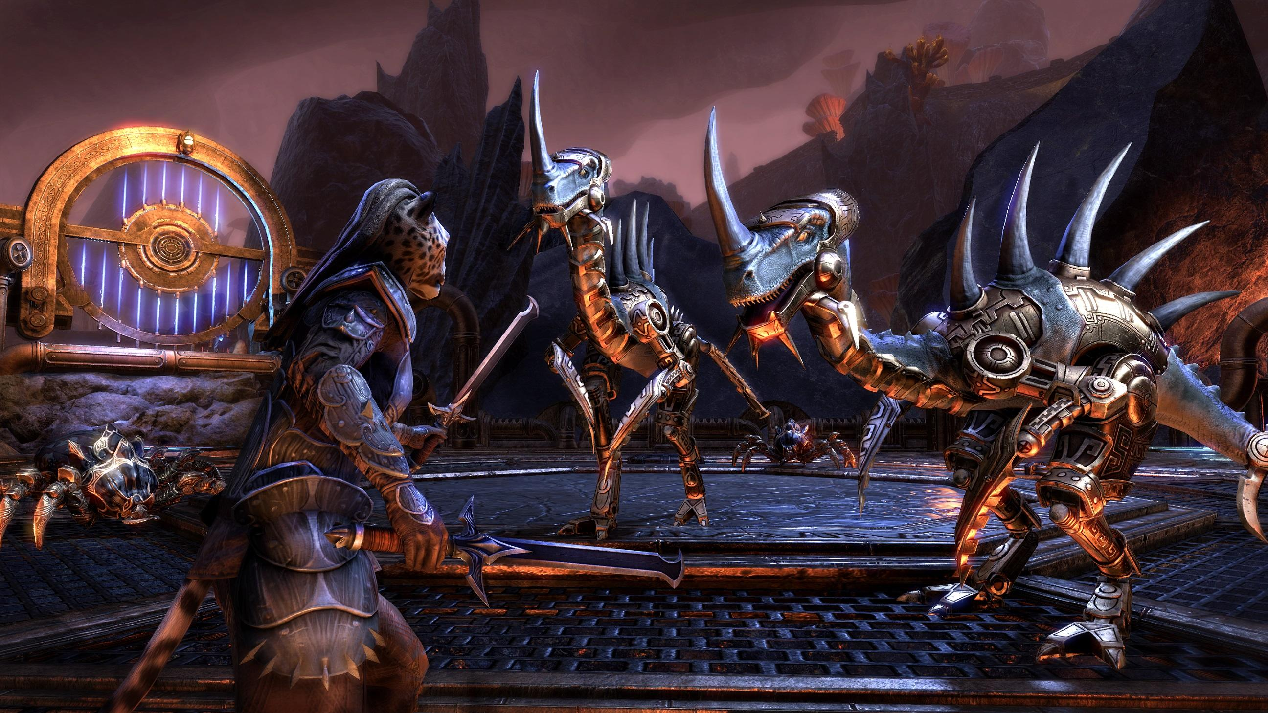 New PVE Content In ESO: Morrowind - Halls of Fabrication