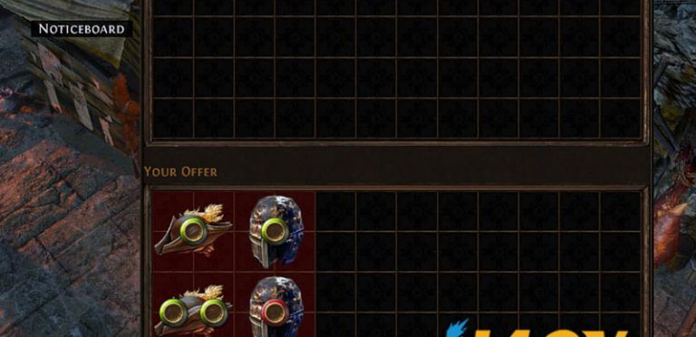 list of Path of exile Necessary Vendor recipes that players generally use