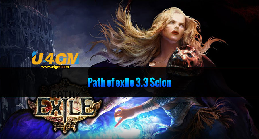 Path of exile 3.3 Build for Scion Ascendant