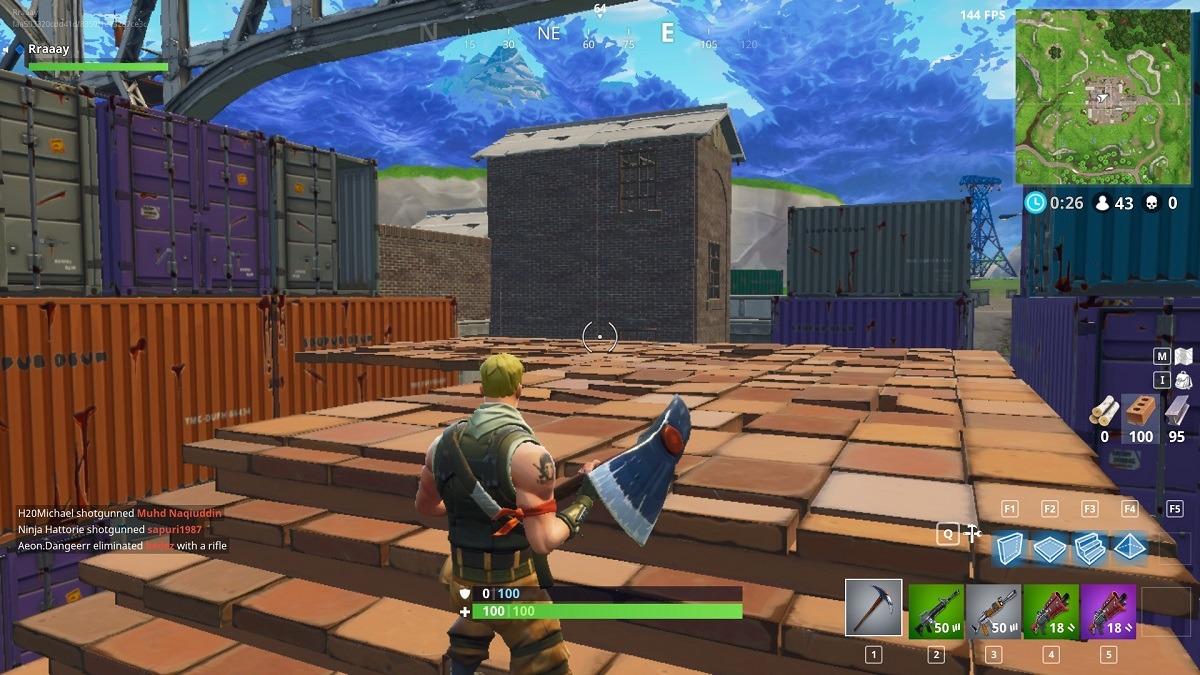 Fortnite Building Recommendations You May Need to Know