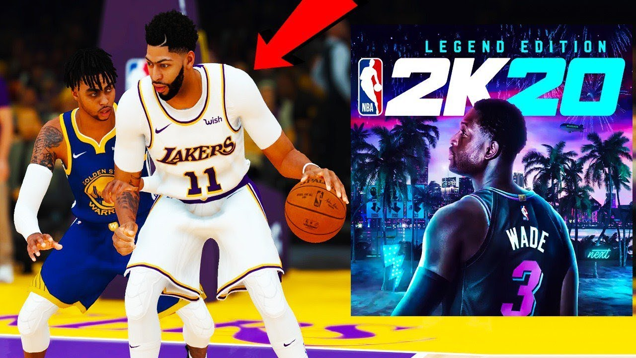 2K Games Released Some System Improvements To The NBA 2K20